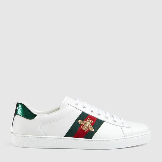Gucci High Cut Shoes