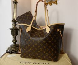 Louis Vuitton Never Full