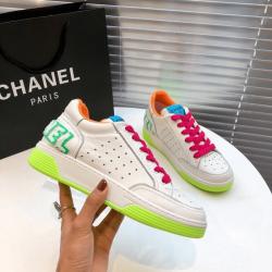 Chanell Sneaker Neon