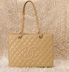 Bolsa Chanel Grand Shopper Tote - AAA