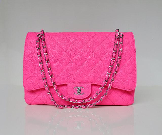 56187c9eb Lilly.Importados - Bolsa Chanel 2.55 Classic Flap MAXI Jumbo