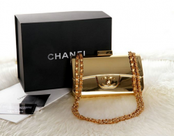 Chanel Clutch 24K Cruise Collection