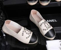 Chanel Spadrille Camélia